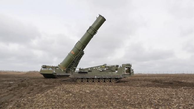 На Курилах на боевое дежурство поставили ракетную систему С-300В4