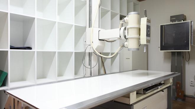 Ленобласть намерена оснастить больницы новыми цифровыми рентгенкомплексами