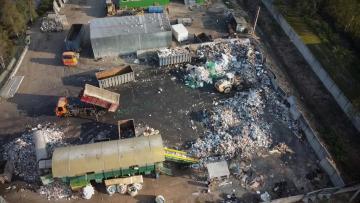 Петербург и Ленобласть объединятся для совместной переработки мусора
