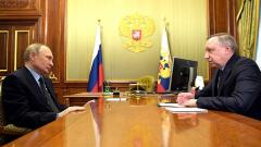 Александр Беглов: экономика Петербурга восстанавливается