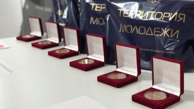 В Выборге наградили участников акции #МыВместе