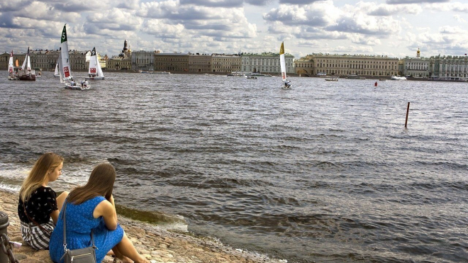 """Световое шоу """"Балет парусов"""" представят в Петербурге"""