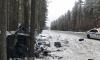В страшной аварии в Приозерском районе погибли трое подростков