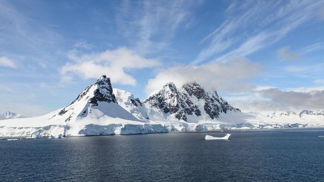 Выставка об Антарктиде открывается в Петербурге