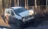 ДТП на Выборгском шоссе шокировало очевидцев, есть пострадавшие