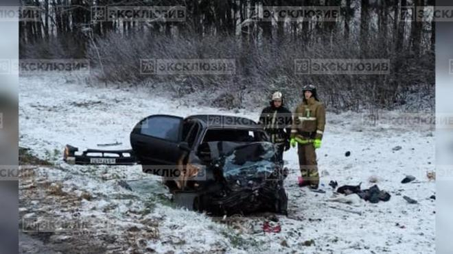 Двое погибли и пятеро пострадали в ДТП под Гатчиной
