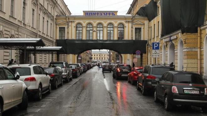 В ПетербургеГлавпочтамт станет общественным пространством