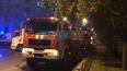 На Московском проспекте сожгли Jaguar XF бывшего хоккеис...