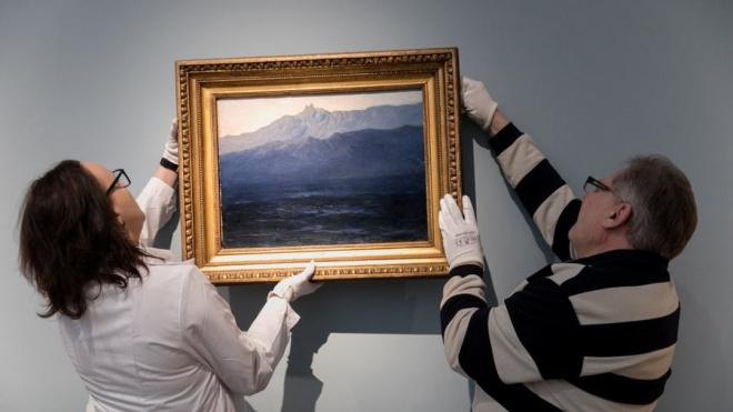 В Русский музей вернули из Третьяковки все картины Куинджи