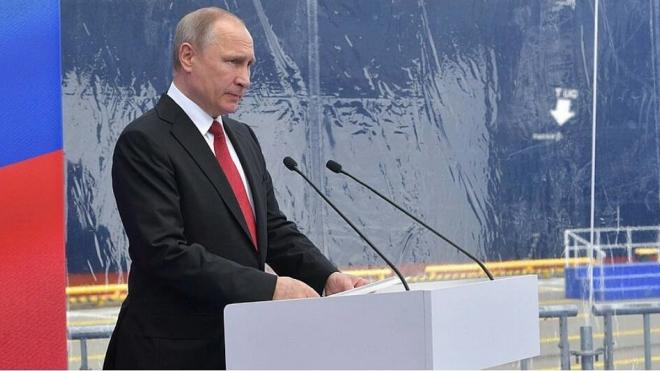 Путин выразил соболезнования Меркель после ДТП в Баварии