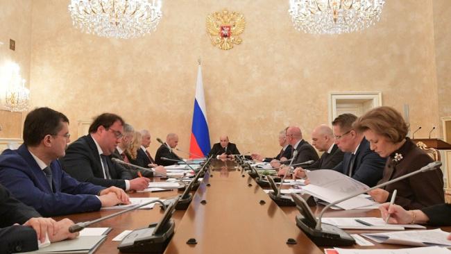 Правительство РФ выделяет дополнительно более 33,4 млрд руб.  на борьбу с коронавирусом