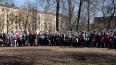 Петербуржцы собрали 10 тыс. подписей в защиту парка ...