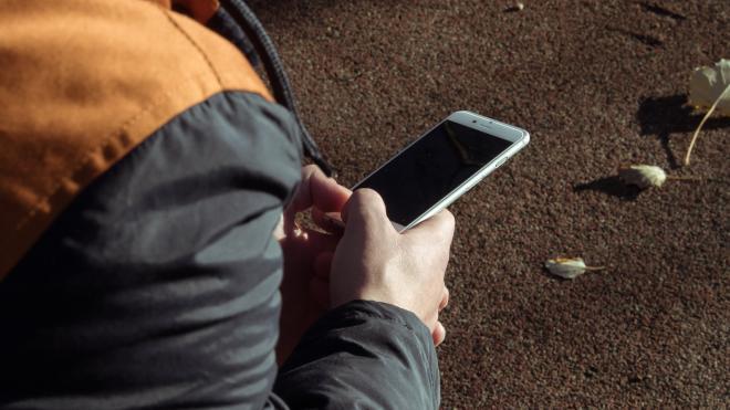 Подростки отобрали у школьника телефон на Витебском проспекте