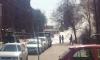 Из-за прорыва трубы с кипятком перекрыли улицу Красного Текстильщика