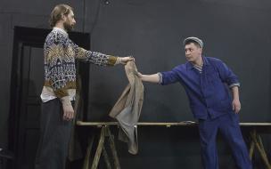 """Лавровый пинок: премьера Театра """"На Литейном"""""""