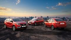 АвтоВАЗ в ноябре почти на 22% увеличил продажи автомобилей