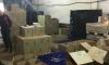 В Ленобласти выявили цех с незаконным производством алкоголя