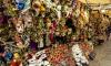 Полицейские Петербурга изъяли 600 контрафактных сувениров с символикой ЧМ-2018