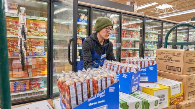 Американский продуктовый ритейлер Kroger хочет нанять на работу 20 тысяч человек