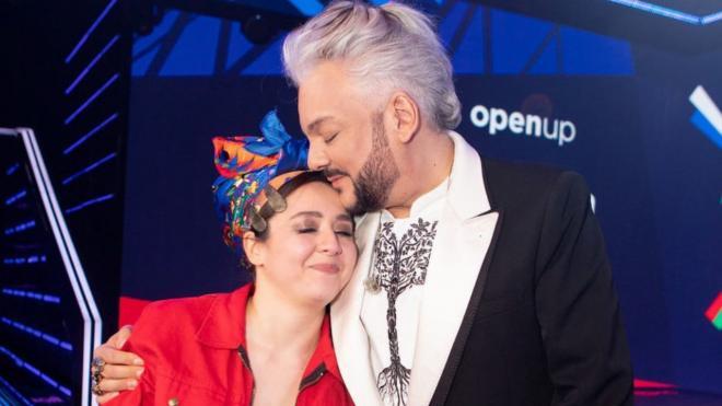 """Киркоров одобрил кандидатуру Манижи для поездки на """"Евровидение-2021"""""""