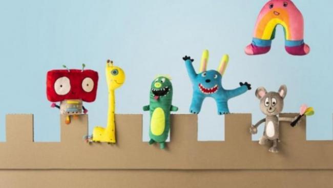 IKEA будет продавать мягкую игрушку по эскизу 9-летнего петербуржца
