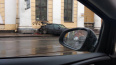 """На Садовой столкнулись два """"Мерседеса"""". Трамваи встали ..."""