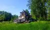 В Волхове уже около года не могут вывезти строительный мусор от снесённых домов
