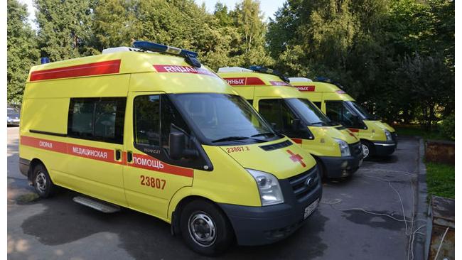Ленобласть объявила тендер на поставку партии автомобилей скорой помощи
