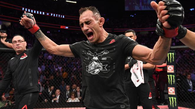 Тони Фергюсон посоветовал Хабибу Нурмагомедову завершить карьеру в UFC