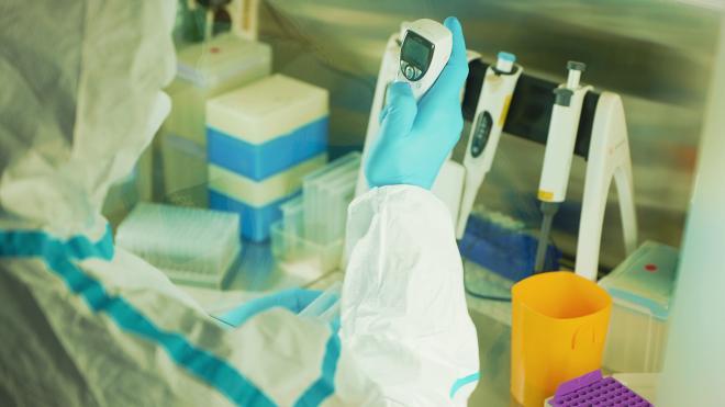 В Петербурге начались испытания кожного теста на иммунитет к COVID-19