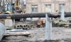 Реконструкция теплосетей на проспекте Елизарова пройдет до июня