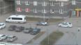 Каршеринг врезался в микроавтобус на Ростовской улице
