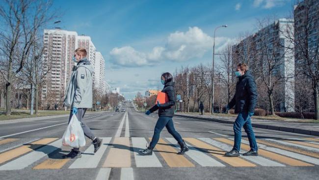 В РФ за сутки коронавирусом заболело 17 тысяч 340 человек