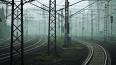 """Железнодорожный """"переход смерти"""" на Туристской подсветят ..."""