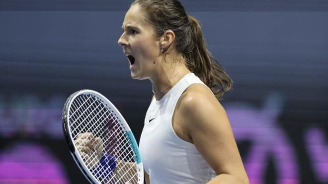 Касаткина обыграла Кузнецову и вышла в финал турнира WTA в Петербурге