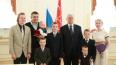 Полтавченко вручил награды многодетным семьям