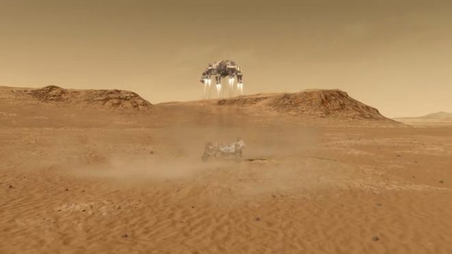 NASA: условия на Марсе будут благоприятными для посадки Perseverance
