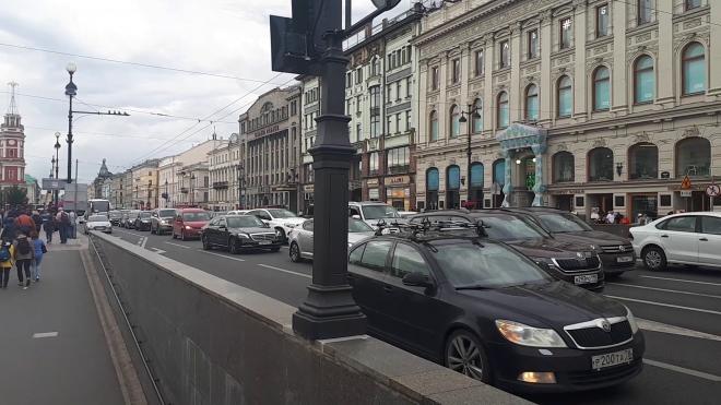 Петербург переймет опыт японских специалистов в борьбе с дорожными заторами