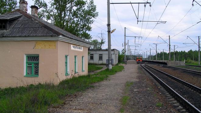 Житель Лужского района похитил более 700 кг железнодорожных деталей