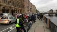 В Петербурге велоинспекция не смогла проехать по велодор...