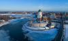 Конец рабочей недели в Ленобласти обещает быть ветреным и снежным