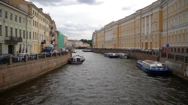 Съемки кино перекроют движение в центре Петербурга