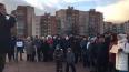 В Петергофе прошел митинг против мусороперерабатывающего ...
