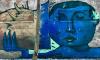 В Петербурге стрит-арт, посвященный потере слуха