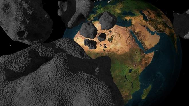 К Земле приблизился потенциально опасный астероид