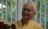 Дмитрий Никулин вручил заведующему кардиологическим отделением Валерию Сукончику благодарность губернатора Ленобласти