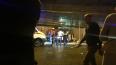 В Кировском районе Петербурга машина влетела в пешеходов
