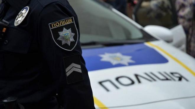 В Киеве прогремел взрыв у здания политической партии