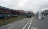 В Петербурге укоротили велодорожку ради ларьков с шавермой