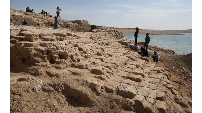 В Ираке нашли руины дворца исчезнувшей цивилизации